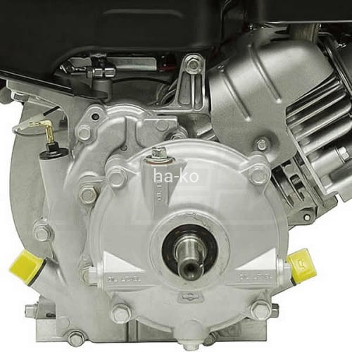 Briggs and stratton vanguard 6 5hp with 6:1 gear reduction (600 rpm)