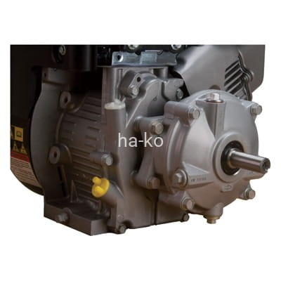 Briggs and stratton 127cc with 6:1 gear reduction (600 rpm)