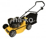 HK1845, Push type Lawn mower with Briggs and stratton DOV 161 cc engine