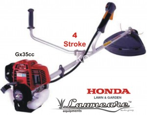 Honda GX35 Powered 4 Stroke petrol Brushcutter