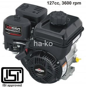 Briggs & Stratton series 550, 127cc petrol engine, MTT 0831321112H1