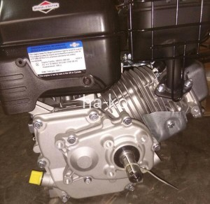 Briggs and stratton series 950, 208cc with 2:1 gear reduction engine
