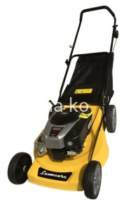 HK2160S, Self Propelled type lawn mower with Briggs & Stratton 190cc engine